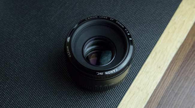 Canon astrophotography lens