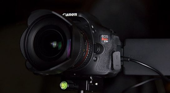 Rokinon 14mm F/2.8 lens for Canon