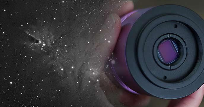 mono astrophotography camera