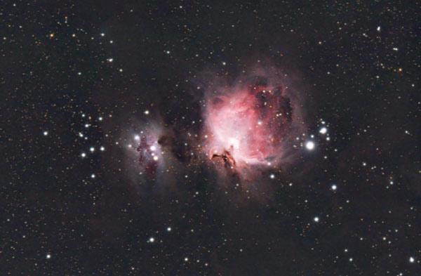 Orion Nebula by Aaron Tragle