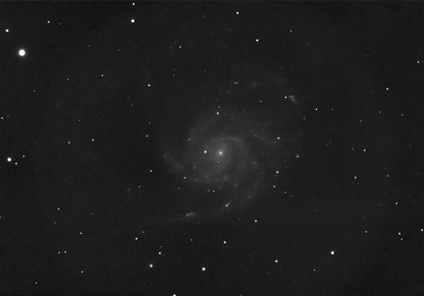 M101 - Narrowband