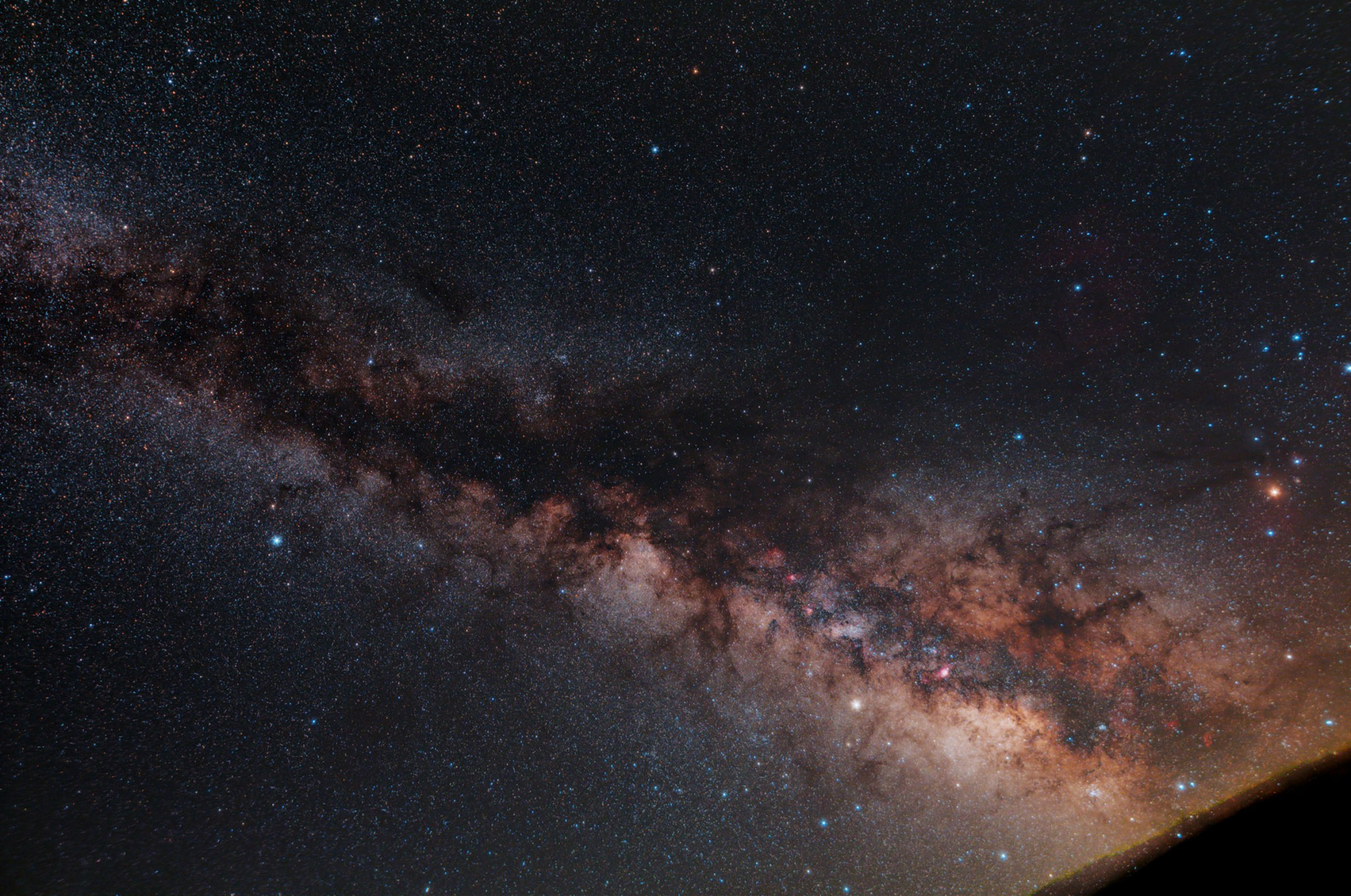 How to Photograph the Milky Way | Easy to Follow Camera Settings