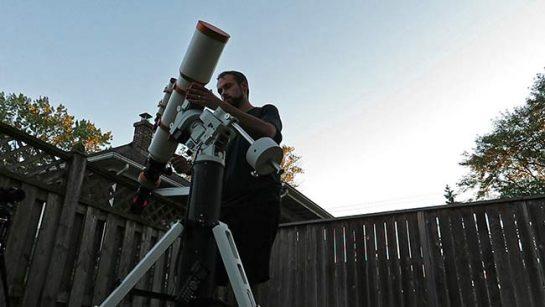astrophotography mount