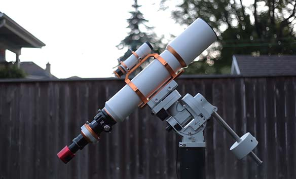 William Optics FLT 132