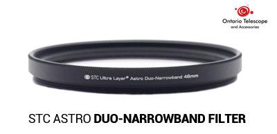 Duo-Narrowband Filter
