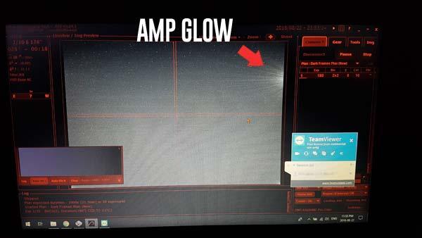 amp glow