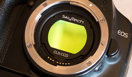 SkyTech CLS-CCD filter