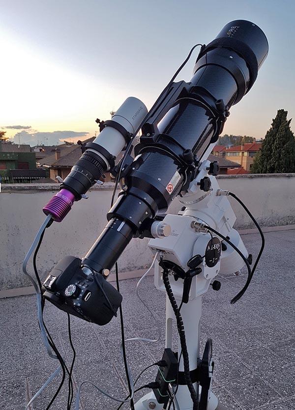 Sky-Watcher AZ-EQ6