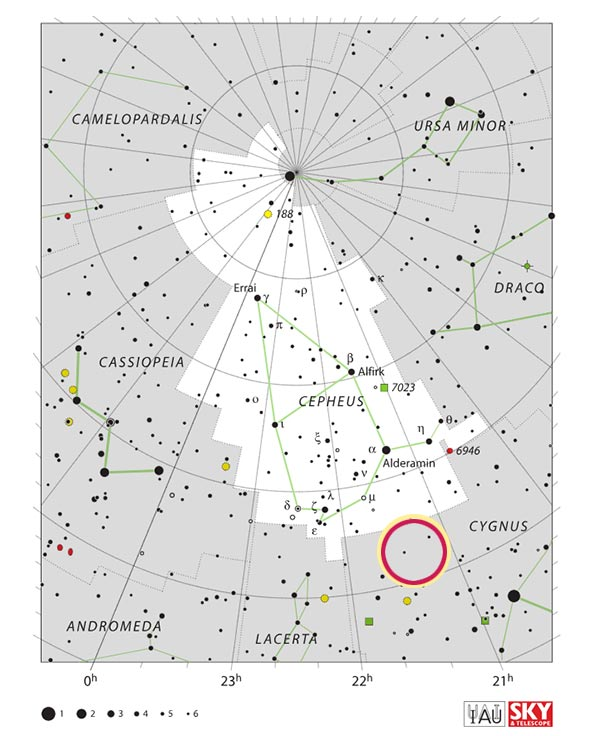 IC 1396 location