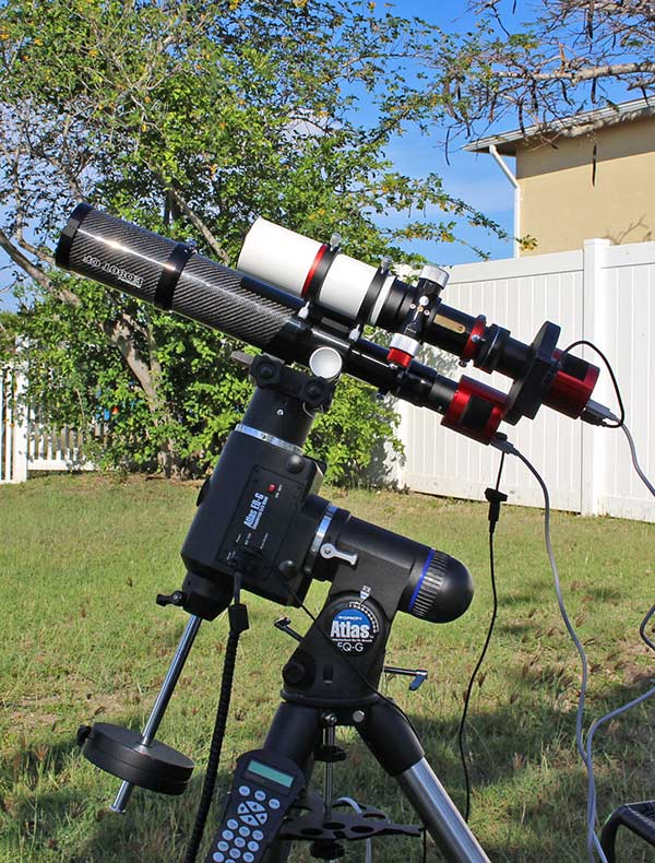 Orion Atlas EQ-G Goto telescope mount