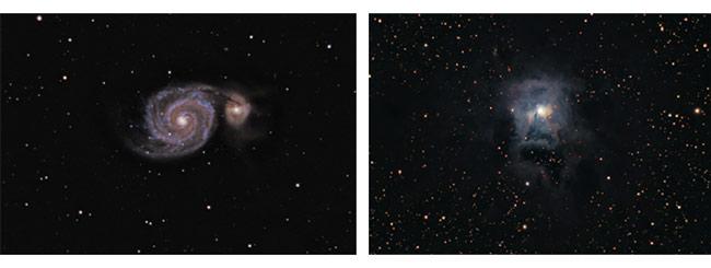 deep sky images
