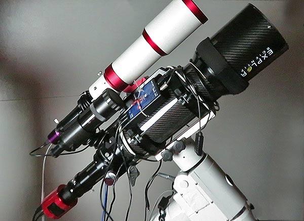 Autoguiding a Telescope for Deep Sky Astrophotography (Basic Setup)