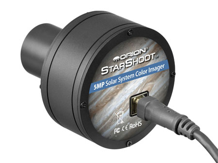 Orion Starshoot Solar System Camera