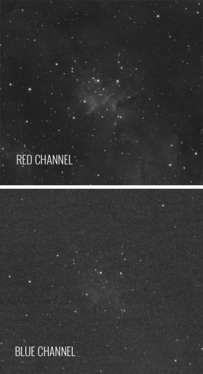 channels in Photoshop