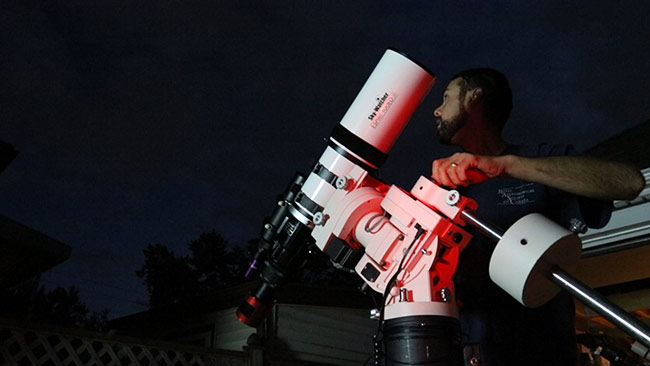 Sky-Watcher Esprit 100ED