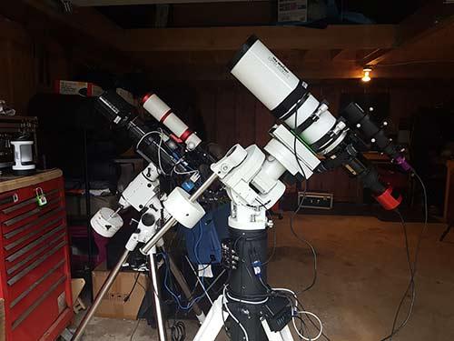 Sky-Watcher Esprit 100ED vs. Explore Scientific ED102