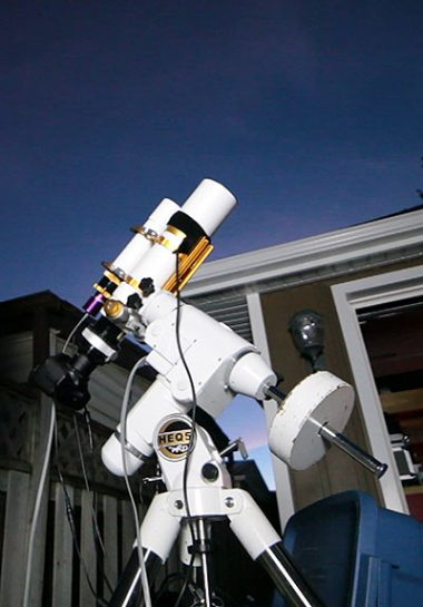 GoTo Telescope Mount