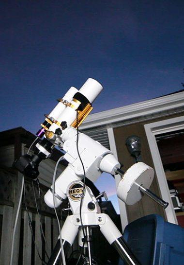 GoTo Telescope Mount