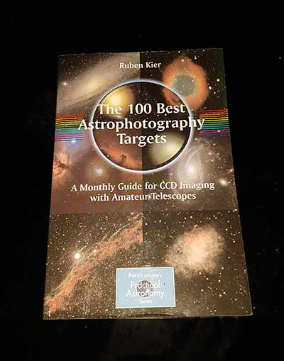astrophotography book