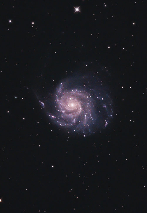 Astrophotography with a DSLR