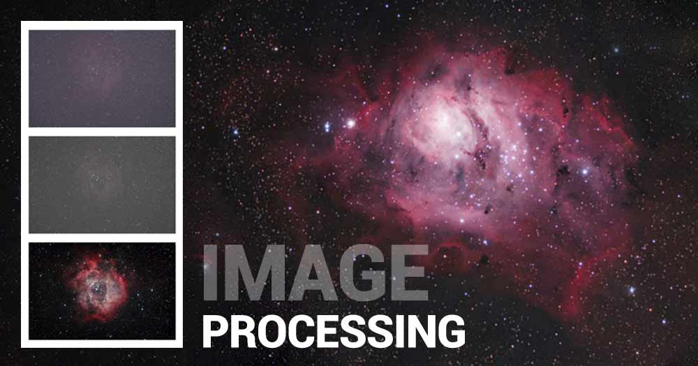 Astrophotography Image Processing in Photoshop   Easy to