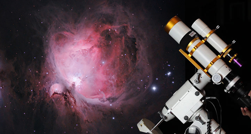 The Orion Nebula | The Most Spectacular Deep Sky Object