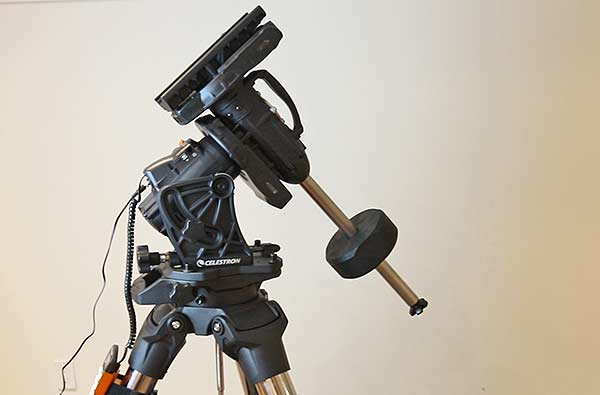 Celestron CGX-L GoTo Computerized Telescope Mount