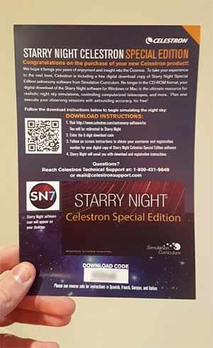 Starry Night Software