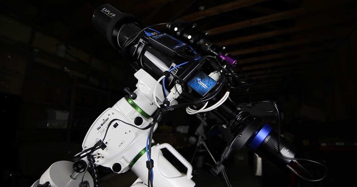 Astrophotography Gear Update   Complete Deep Sky Imaging Setup