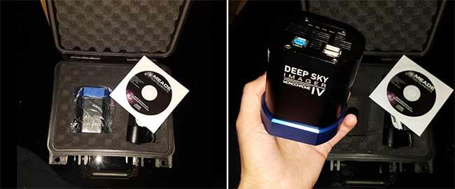 deep sky imager 4 camera