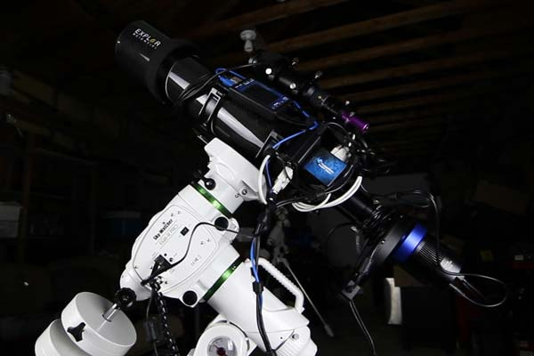 Explore Scientific ED 102 Refractor Telescope