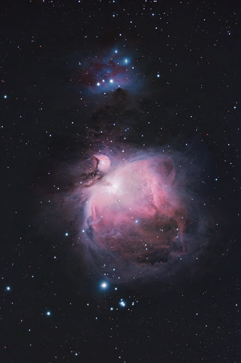 Orion Nebula HDR Tutorial