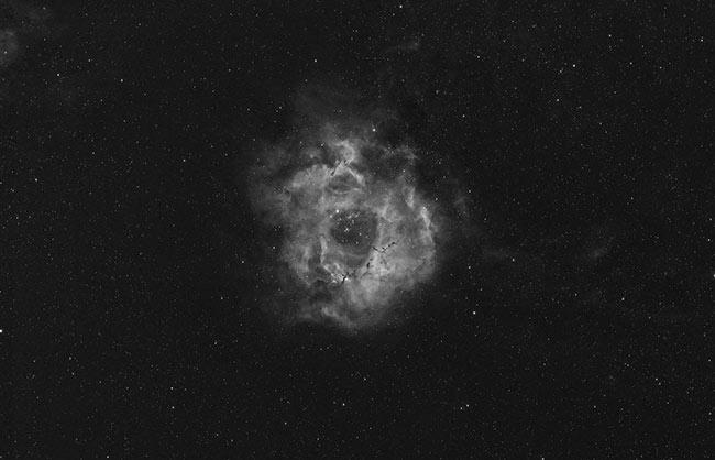 rosette nebula redcat 51