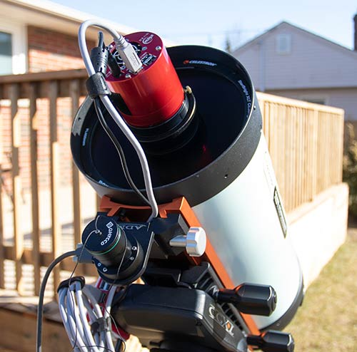 Celestron Adapter