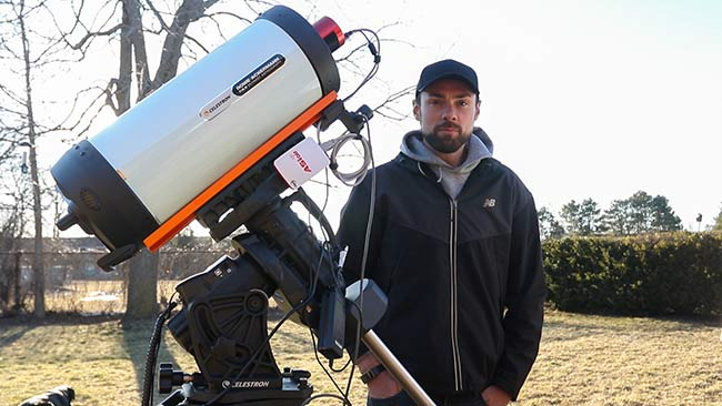 Celestron CGX-L telescope mount