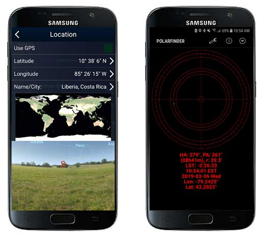 mobile apps for astronomy
