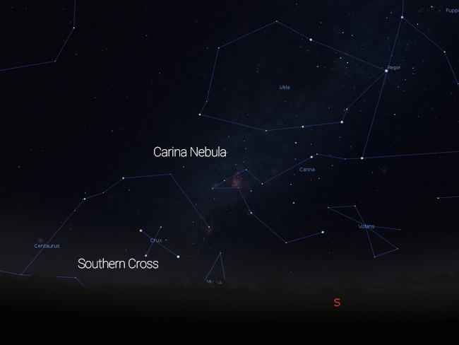 southern deep sky objects