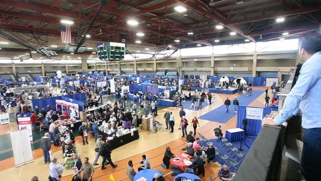 NEAF trade show vendors