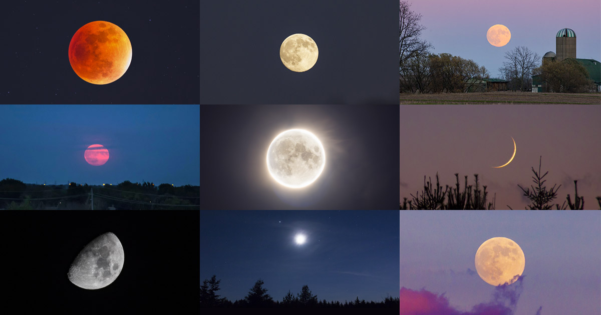 How To Take Pictures Of The Moon 18 Examples Photography