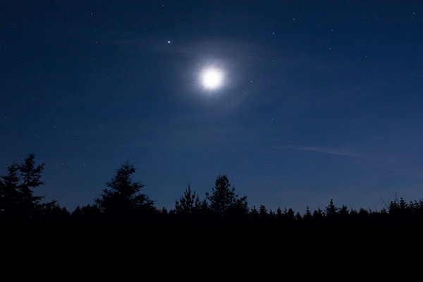 How to Take Pictures of The Moon | 18 Examples & Photography