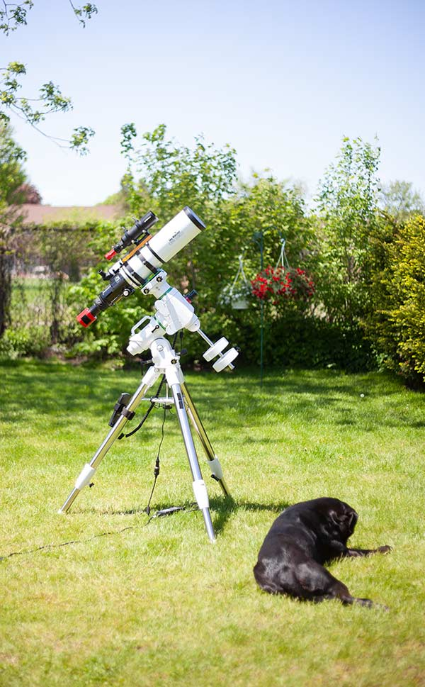 astrophotography telescope mount