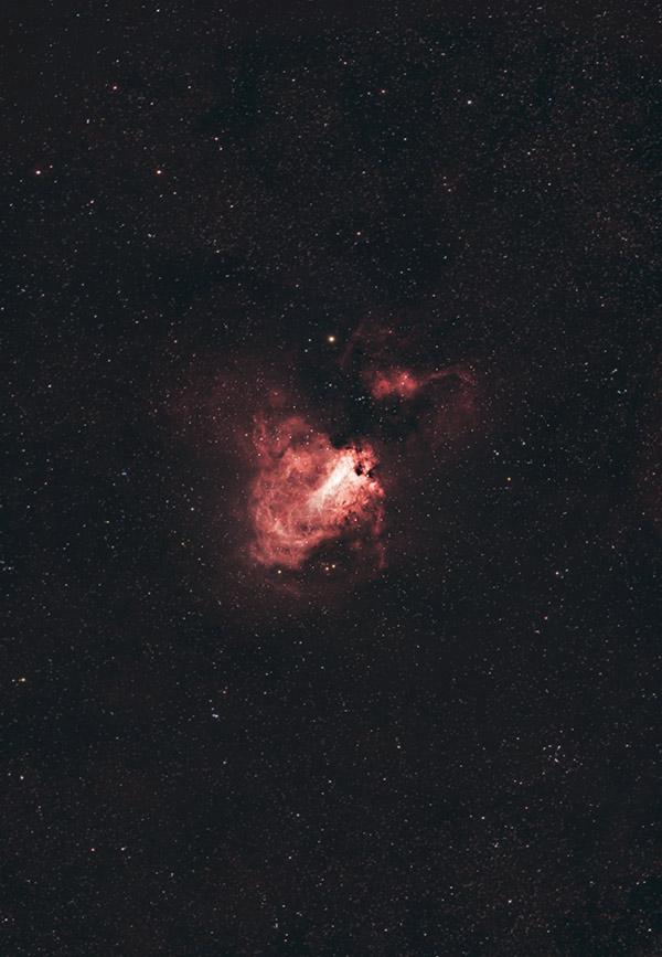 M17 - Omega Nebula