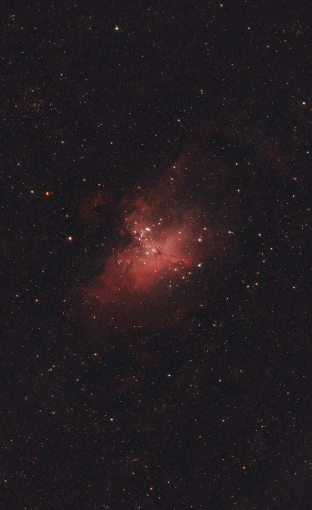 Eagle Nebula 60Da