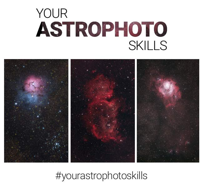 Your Astrophoto Skills
