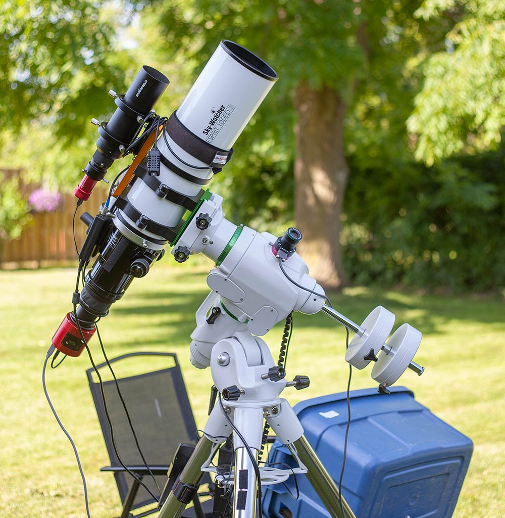 Sky-Watcher Esprit 100 Review | A Serious APO for