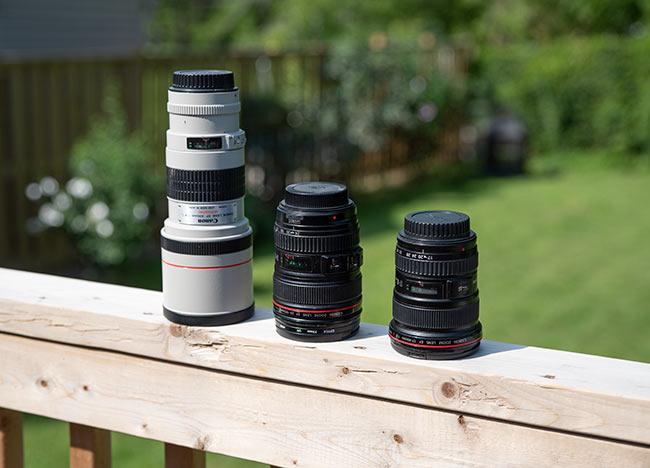 Canon EF lens mount