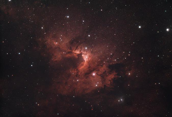 Cave Nebula