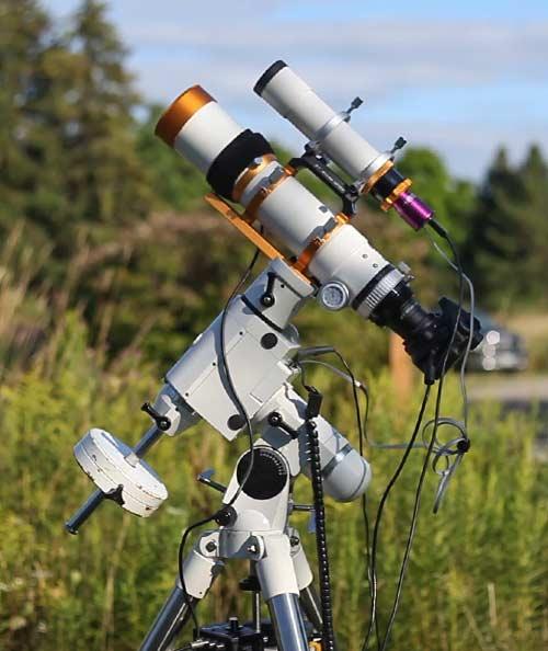telescope equipment