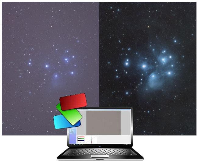 DeepSkyStacker Astrophotography Tutorial