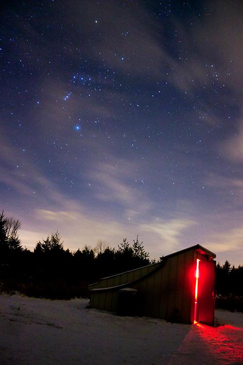 Orion stars